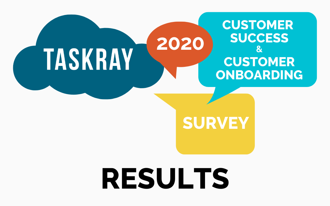 2020 Customer Success / Customer Onboarding Survey Results