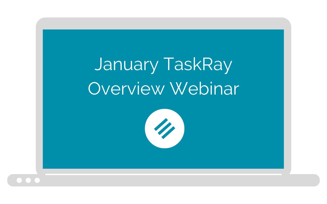 Webinar Video:  January Overview Webinar