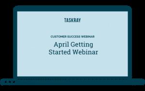 April Getting Started Webinar image
