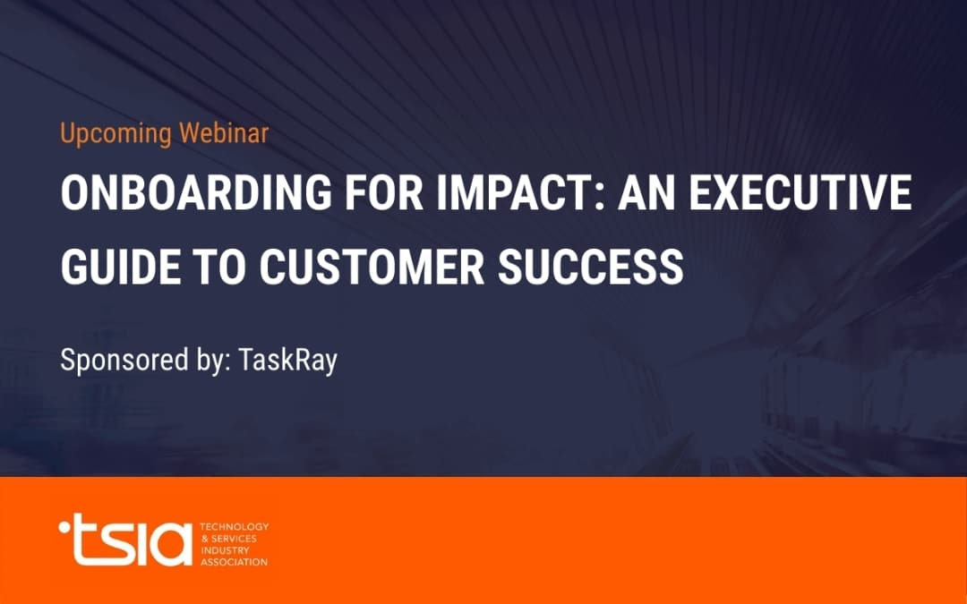 Onboarding For Impact: An Executive Guide To Customer Success