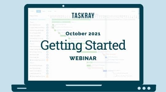 Webinar Video: October Getting Started with TaskRay