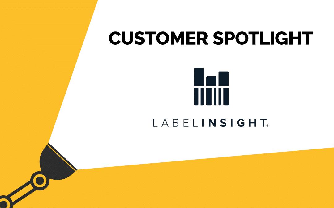 Label Insight Logo-Customer Spotlight