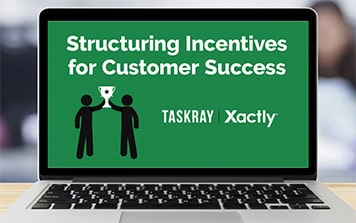 Structuring Incentives for Customer Success