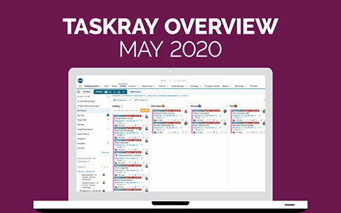February 2020 TaskRay Overview Webinar